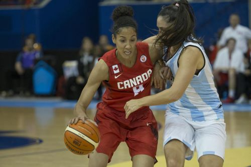 Miranda Ayim looking to write a fairy-tale ending to her basketball career at the Tokyo Olympics