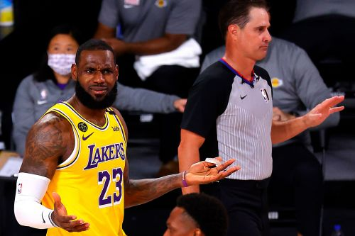 Nuggets react after Lakers' LeBron James complaints paid off big time