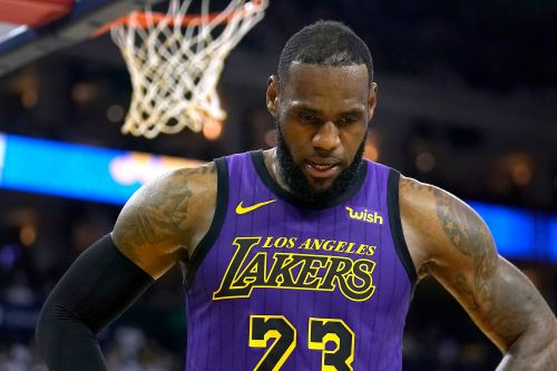 LeBron James' Lakers move is crippling the NBA's TV ratings