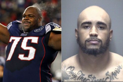 Vince Wilfork's Super Bowl rings allegedly stolen by own son