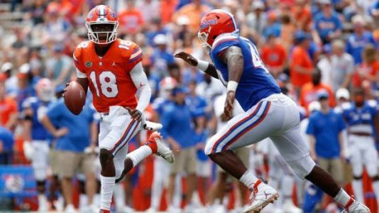 Accused of sexual assault, ex-Florida QB Jalon Jones transfers to FCS