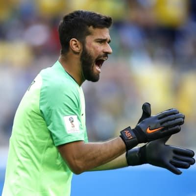 Brazil goalkeeper Alisson makes Liverpool switch