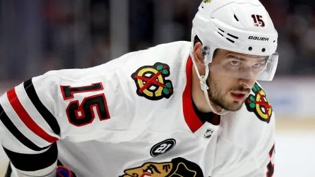 Senators acquire Artem Anisimov from Blackhawks