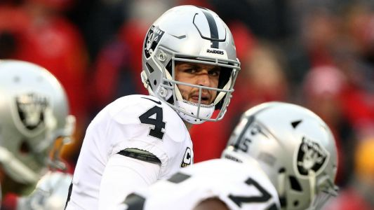 NFL Draft 2019: Derek Carr to Redskins and 4 more player-for-pick trades that make sense