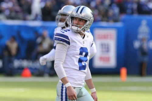 Cowboys make kicker Brett Maher their first scapegoat