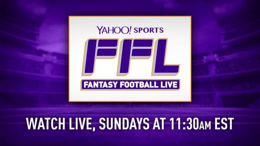 Fantasy Football Live is back for Week 2