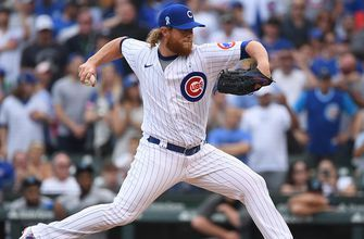 Cubs pitching dominates in 2-0 shutout of Marlins