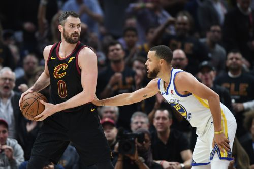 Cavaliers' Kevin Love on November panic attack: 'I really felt like I was going to die'