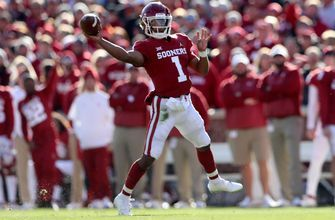 Jayhawks face Sooners, Heisman hopeful Murray in national prime-time broadcast