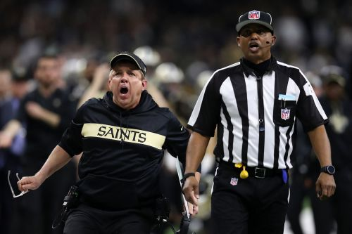 Sean Payton renews ref battle and calls out NFL owners