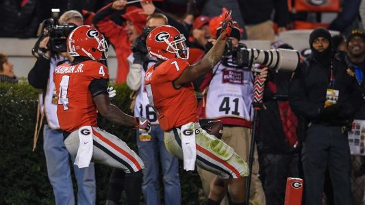 Its date with Alabama looming, resurgent Georgia is about to gain a lot of fans