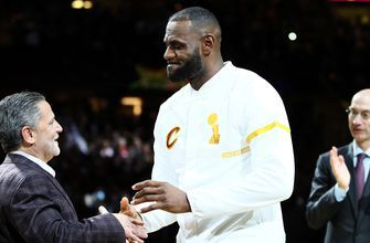 'It shouldn't be overstated the level of betrayal I think LeBron felt':  Nick Wright responds to LeBron's comments about Dan Gilbert, Cleveland Cavaliers