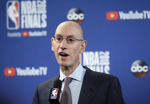 NBA commissioner defends decision to not suspend Mark Cuban