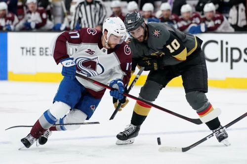 Golden Knights top Avalanche 6-3, reach Stanley Cup semis