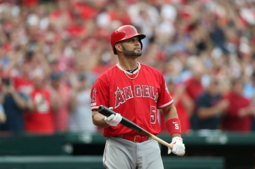 Los Angeles Angels part ways with 10-time All-Star Albert Pujols