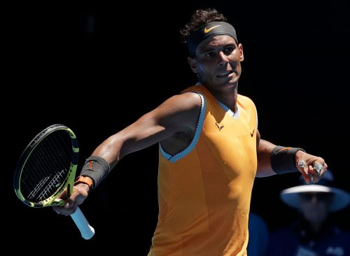 Coming in cold, Nadal finds form quickly at Australian Open