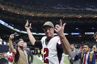 Falcons looking for consistency after ending 6-game skid