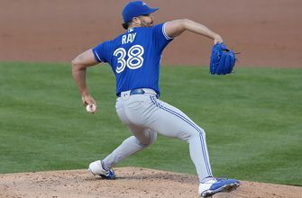 Blue Jays beat A's, 9-5, as Robbie Ray strikes out nine