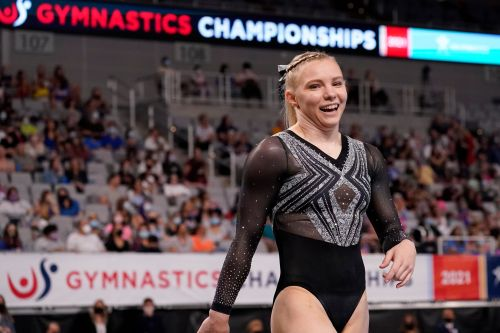 Opinion: US gymnast Jade Carey made the right choice about her spot at the Tokyo Olympics