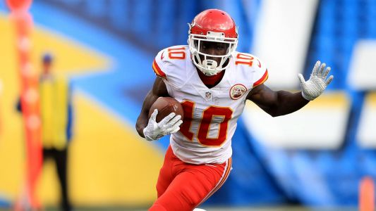 NFL trade rumors: Chiefs' Tyreek Hill came up in talks at start of free agency