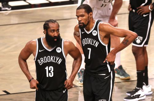 Nets unlikely to stop Kevin Durant, James Harden from playing in Olympics