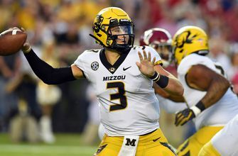 Missouri's offense shut out in final three quarters to Alabama, falling 39-10