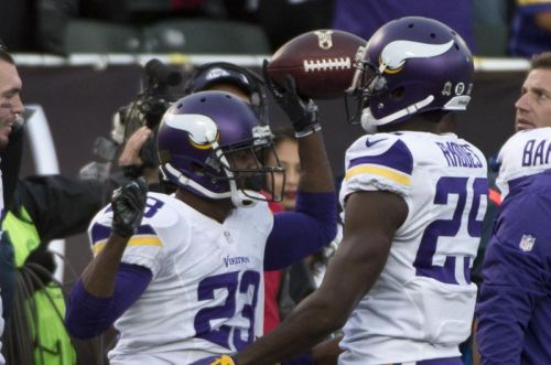 Ex-Minnesota Vikings star CB Xavier Rhodes signing with Indianapolis Colts