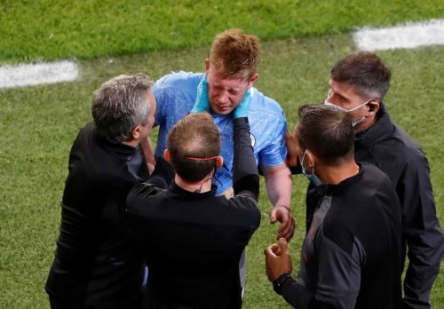 De Bruyne to miss Belgium's game against Russia at Euro 2020