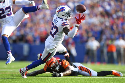 Buffalo Bills cornerback Tre'Davious White decides he's playing in 2020
