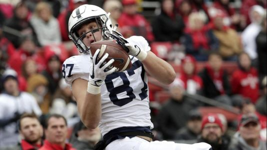 Trace McSorley throws 2 TDs as Penn State defense dominates in win
