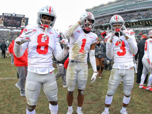 College football's winners and losers for Week 11 led by Ohio State keeping playoff hopes alive