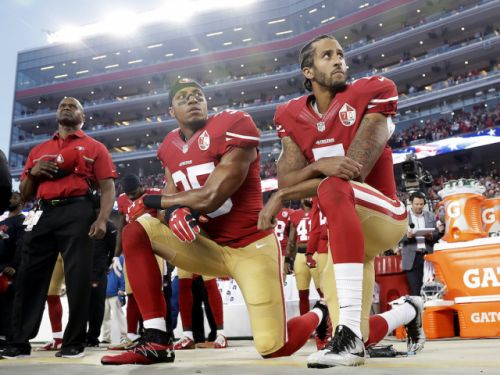 NFL shelves new national anthem policy - for now, at least - under agreement with players' union