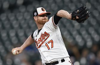 Orioles' Cobbs goes on IL, Cashner likely to start opener