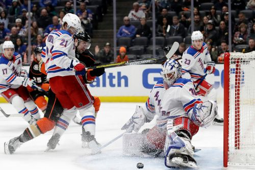 Rangers' inconsistency dooms them again in shootout loss