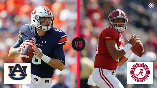 Auburn vs. Alabama: Preview, time, TV channel, how to watch online