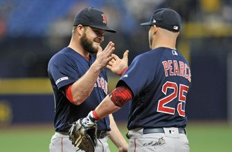 Boston avoids big early hole with sweep of Rays
