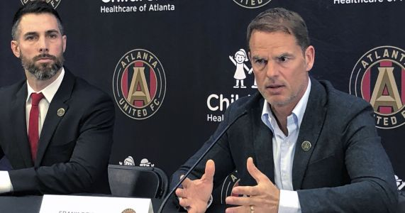 De Boer takes over Atlanta United with big shoes to fill