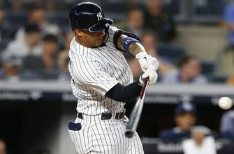 Gleyber Torres launches 3-run home run to give Yankees the lead