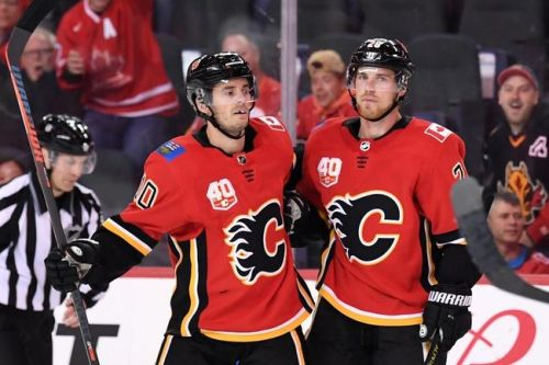 Calgary Flames vs. Detroit Red Wings - 10/17/19 NHL Pick, Odds, and Prediction