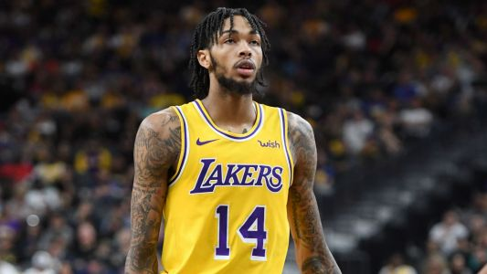 Lakers F Brandon Ingram on 4-game suspension: 'I have to control my emotions better'