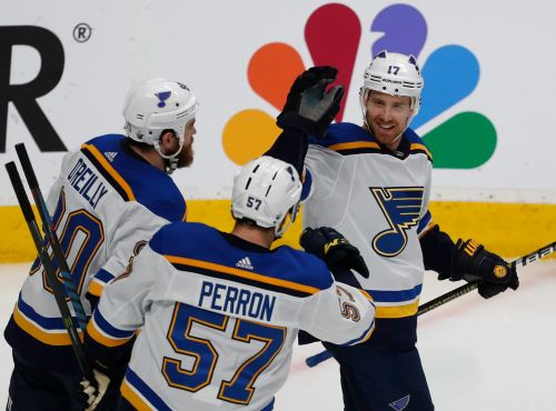 Schwartz, Tarasenko have Blues close to Cup Final