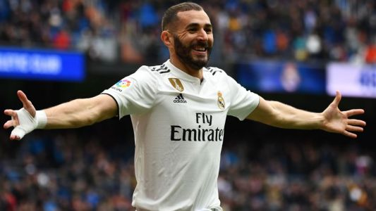 Karim Benzema leads trio of hat-trick heroes in Player Power Rankings
