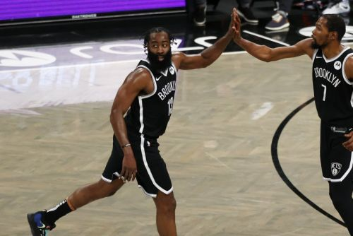 Nets' James Harden upgraded to questionable for Game 5 vs. Bucks