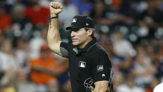 Angel Hernandez is bad at his job again; when will enough be enough?