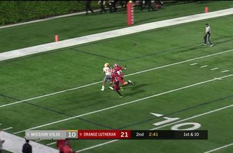 Week 5: Joey Yellen lofts ball perfectly for long Mission Viejo touchdown