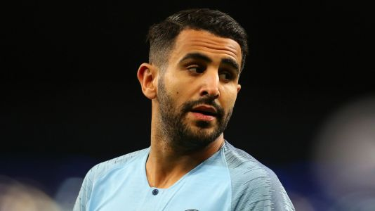 Mahrez still 'learning' at Man City after being asked to change his ways by Guardiola