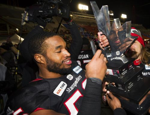 Calgary Stampeders return to Grey Cup with win over Winnipeg Blue Bombers