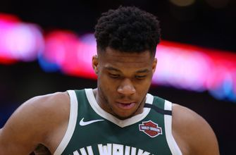 Giannis Antetokounmpo, other NBA stars weigh in on asterisk for 'toughest championship' ever