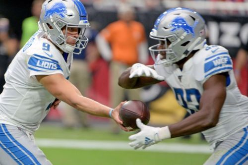 Eagles claim former Lions second-round pick Kerryon Johnson off waivers