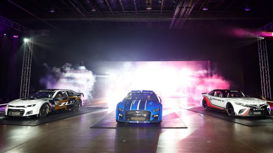 NASCAR's Next Gen cars combine unmistakable identity with enhanced performance
